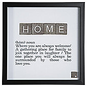 HOME Box Photo Frame 35 x 35cm
