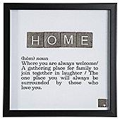HOME Box Frame 35 x 35cm