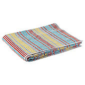 Tesco Bright Core Stripe Bath Sheet - Multi