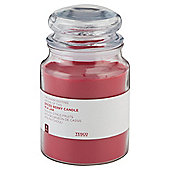 Tesco Jar Candle Spiced Berry 20oz