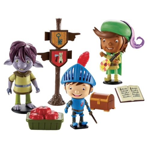 Mike the Knight Special Figure & Accessories Pack