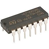 4046 CMOS Logic HCF/HEF
