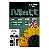 PermaJet Matt Proofing Paper 160g A3 Pack 75 51525