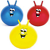 "Toyrific - Set of 3 - 20"" Jump 'N' Bounce Space Hoppers"