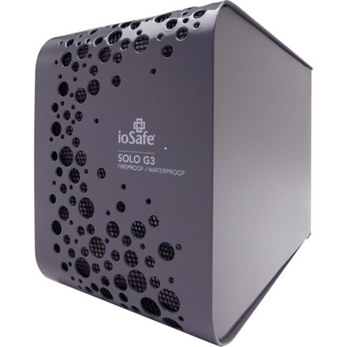 IoSafe Solo G3 2TB USB 3.0 Hard Drive (External) - Europe