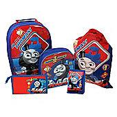 Thomas & Friends 5 Piece Luggage Set