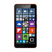Microsoft Lumia 640XL LTE (5.7 inch) Sim Free Windows 8.1 Smartphone - Orange