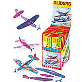 Party Bag Filler Flying Gliders (Pack Of 6)