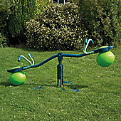 TP Toys Mookie Spiro Hop Bouncing Seesaw