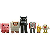 Minecraft Animals Six Figure Pack