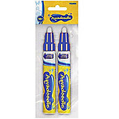 Tomy Aquadoodle Magic Water Pens Twin Pack - Blue