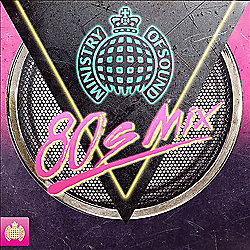 Ministry of Sound - 80s Mix (4CD)