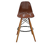 Charles Eames Style DSW Coffee Bar Stool