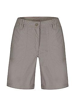 Regatta Ladies Delph Shorts - Beige