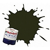 Humbrol Acrylic - 14ml - Metallic - No53 - Gun Metal