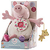 Peppa Pig Activity 25cm Soft Toy