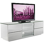 UK-CF London WHT/WHT TV Stand