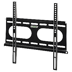 "Hama Fixed TV Bracket for 23 to 42"" TVs Ultraslim - Black"