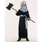 Horror Toga and Mask - Child Costume 5-7 years