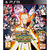 Naruto Shippuden: Ultimate Ninja Storm Revolution Rivals Edition PS3