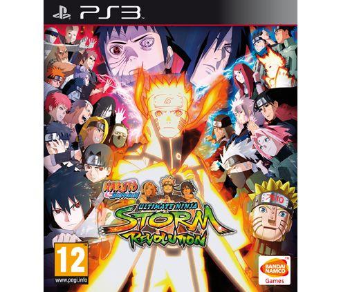 Naruto Shippuden: Ultimate Ninja Storm Revolution Rivals Edition PS3