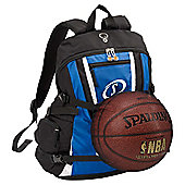 Spalding Backpack, Royal/Black/White
