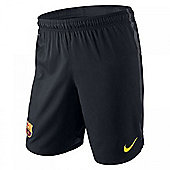 2011-12 Barcelona Away Nike Football Shorts (Kids)