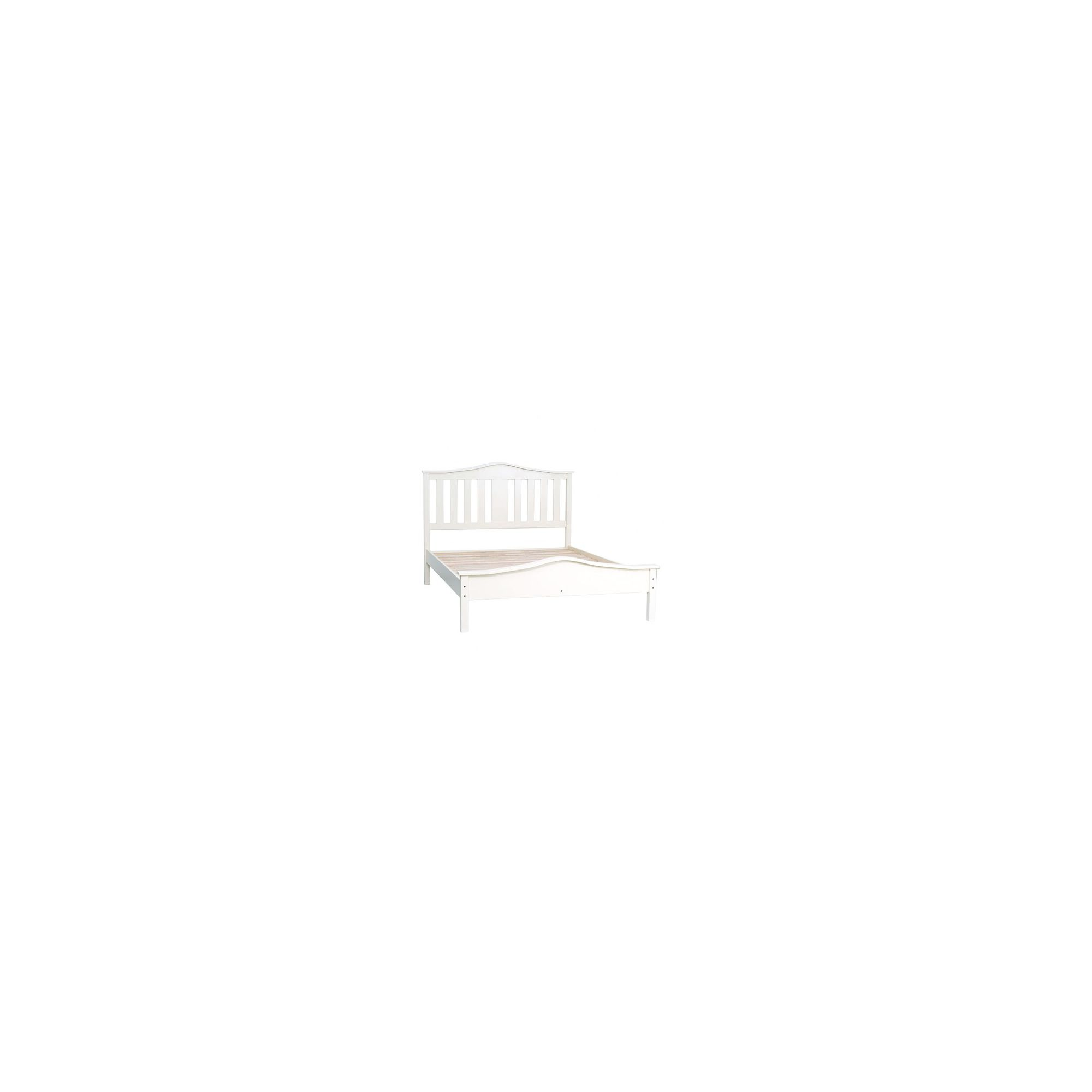 Home Essence Quebec Double Low End Bedstead at Tesco Direct