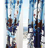 Swashbuckle Pirates Curtains 72s