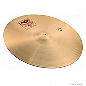 Paiste 2002 Crash Cymbal (17in)