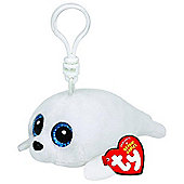 "Ty Beanie Boo Boos 3"" Key Clip - Icy the Seal"
