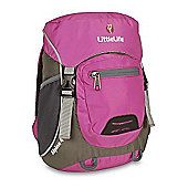 LittleLife Alpine 4 Kids Daysack Purple