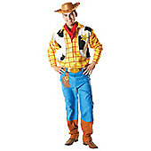Woody - Adult Costume Size: 44-46