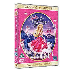 Barbie In A Fashion Fairytale (DVD)
