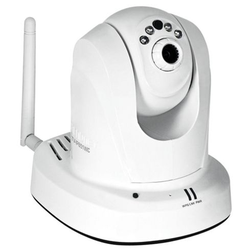 Trendnet Wireless Day and Night Pan/Tilt/Zoom Cloud Camera TV-IP851WIC