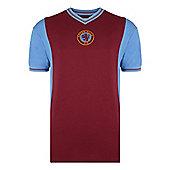Aston Villa 1982 Home Shirt Claret XL
