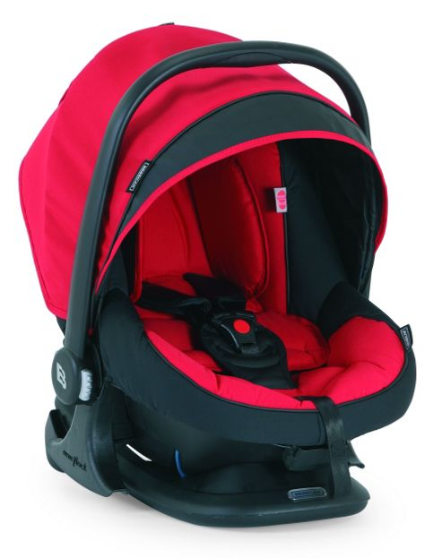 Bebecar Easymaxi Infant Car Seat, Group 0+, Rosso
