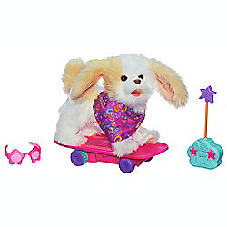 FurReal Friends Trixie The Skateboarding Puppy