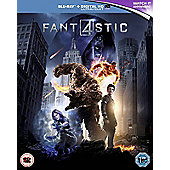 Fantastic Four Blu-ray + Digital HD UV