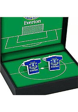 Everton F.C. Cufflinks Shirt