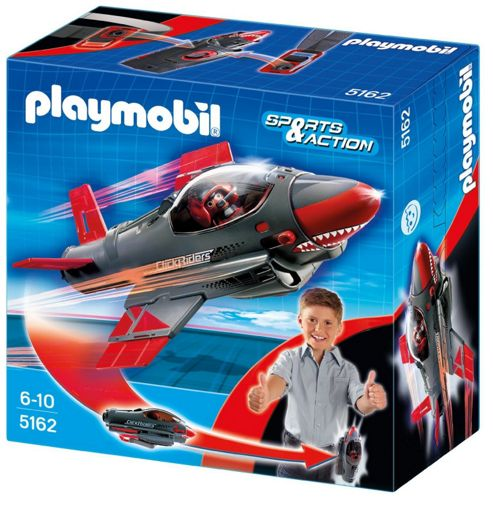Playmobil Shark Jet