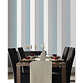 Superfresco Java Stripe Wallpaper - Sky Blue