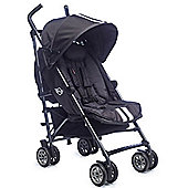 Easywalker MINI Buggy Thunder Grey - Includes Raincover and Footmuff