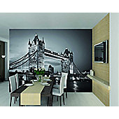 1Wall Giant London Tower Bridge Wall Mural