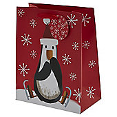 Chilly Large Penguin Bag