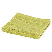 Tesco Towel - Lime