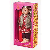 Our Generation Claire Doll Regular 18-inch