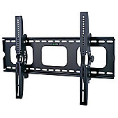 Black Slim Tilting Wall Mount 32 inch -60 inch Plasma / LCD TV s