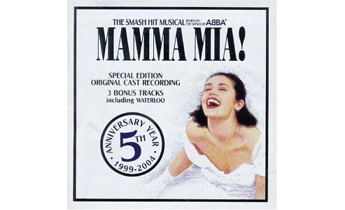 Mamma Mia - 5Th Anniversary Year 1999-2004 [Special Edition]