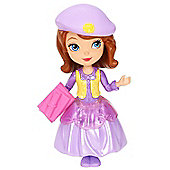 Disney Sofia The First Buttercup Troop Sofia Figure